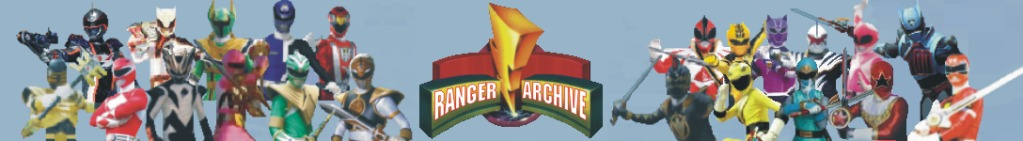 RangerArchive - Power Rangers/Sentai Comparison Page
